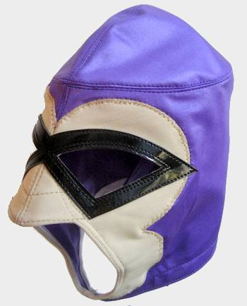 Fantasma Mask - Purple