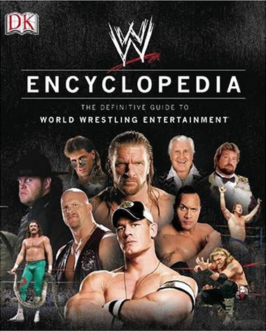 WWE Encyclopedia Cover
