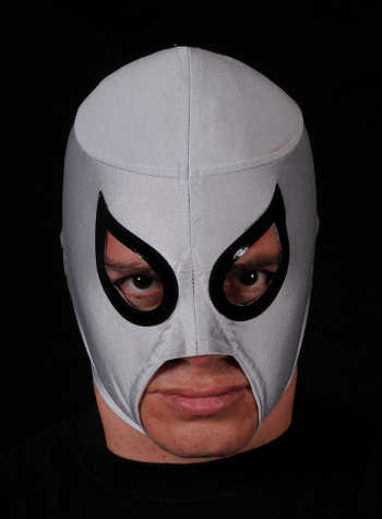 AXEL Pullover Toy Silver Mask - Official Product